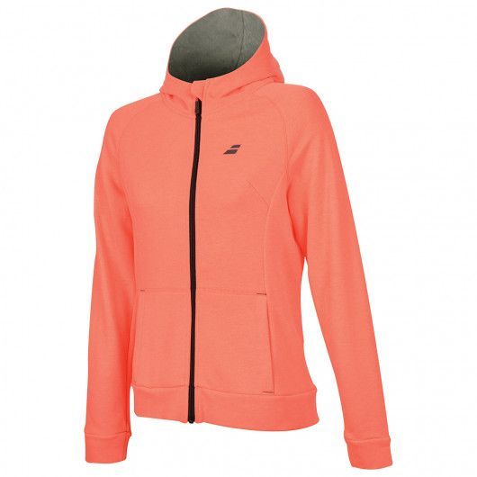 Худи женская Babolat CORE HOOD SWEAT WOMEN 3WS18041/5006