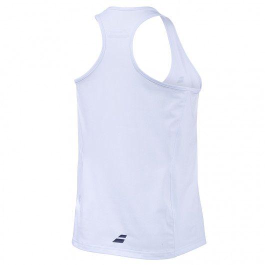 Майка для тенниса женская Babolat CORE CROP TOP WOMEN 3WS18071/1000