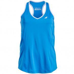 Майка для тенниса женская Babolat CORE CROP TOP WOMEN 3WS18071/4013