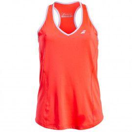 Майка для тенниса женская Babolat CORE CROP TOP WOMEN 3WS18071/5005...