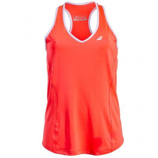 838ddfcc4b02 Майка для тенниса женская Babolat CORE CROP TOP WOMEN 3WS18071/5005 ...