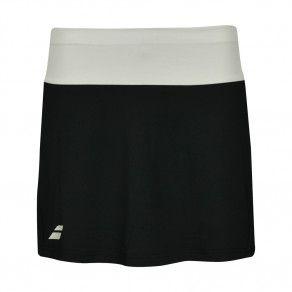 Теннисная юбка женская Babolat CORE LONG SKIRT WOMEN 3WS18082/2000