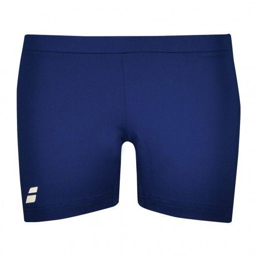 Теннисные шорты женские Babolat CORE SHORTY WOMEN 3WS18101/4000