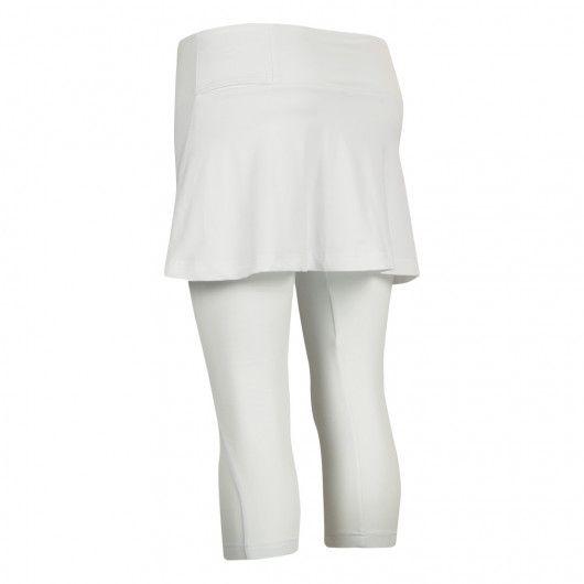 Теннисная юбка леггинсы 3/4 женская Babolat CORE COMBI S+C WOMEN 3WS18152/1000