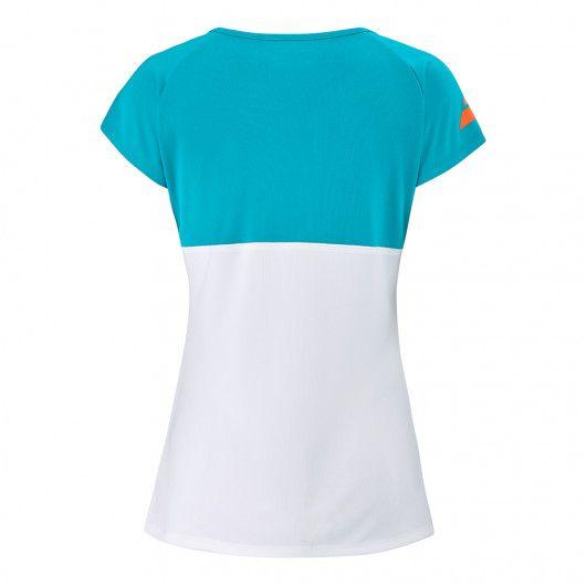 Футболка для тенниса женская Babolat PLAY CAP SLEEVE TOP WOMEN 3WTB011/1048