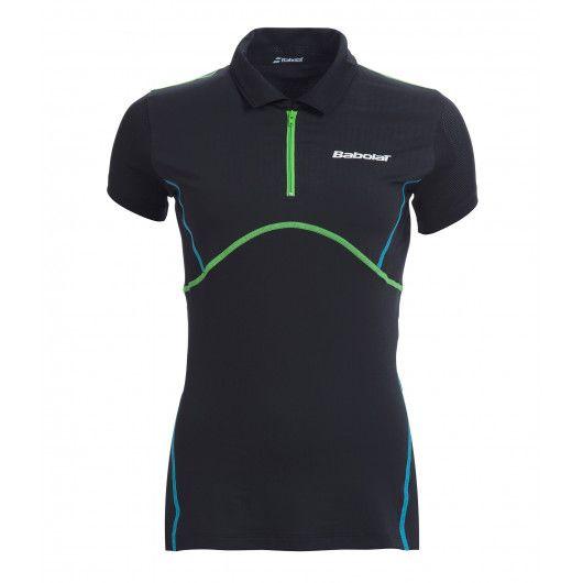 Тенниска для тенниса женская Babolat POLO MATCH PERF WOMEN 41S1517/115
