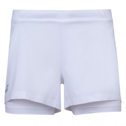 Теннисные шорты детские Babolat EXERCISE SHORT GIRL 4GP1061/1000