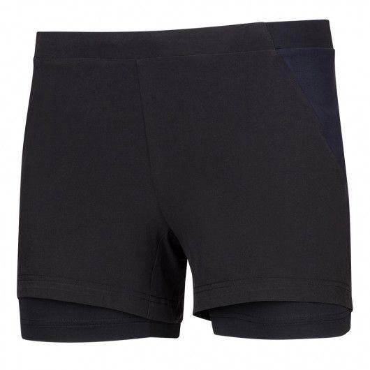 Теннисные шорты детские Babolat EXERCISE SHORT GIRL 4GP1061/2000