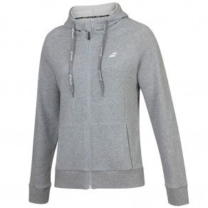 Худи детская Babolat EXERCISE HOOD JACKET GIRL 4GP1121/3002