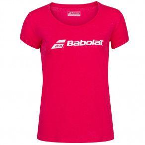 Футболка для тенниса детская Babolat EXERCISE BABOLAT TEE GIRL 4GP1441/5030