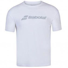 Футболка для тенниса мужская Babolat EXERCISE BABOLAT TEE MEN 4MP1441/1000