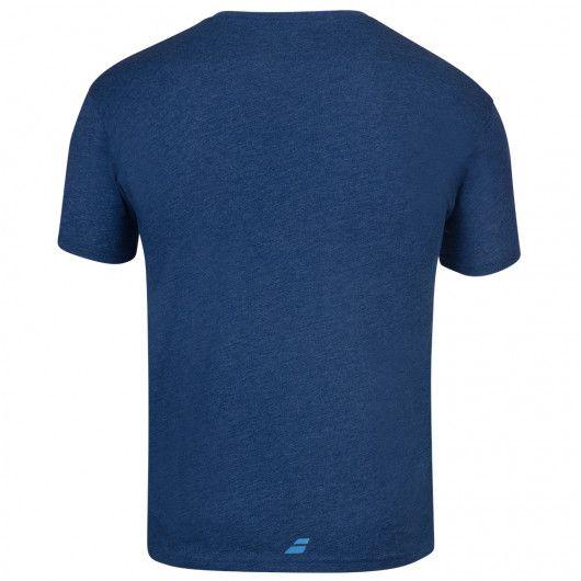 Футболка для тенниса мужская Babolat EXERCISE BIG FLAG TEE MEN 4MS20442/4005
