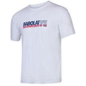Футболка для тенниса мужская Babolat EXERCISE VINTAGE TEE MEN 4MS20443/1000