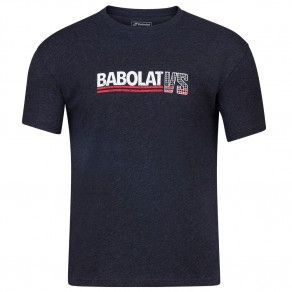 Футболка для тенниса мужская Babolat EXERCISE VINTAGE TEE MEN 4MS20443/2003