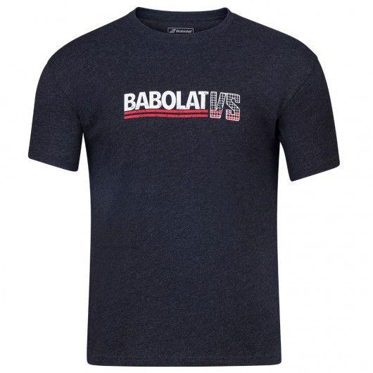 Футболка для тенниса мужская Babolat EXERCISE VINTAGE TEE MEN 4MS20443/2003