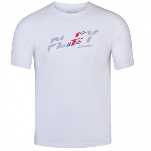 Футболка для тенниса мужская Babolat EXERCISE COUNTRY TEE MEN 4MS20444/1000