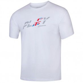 Футболка для тенниса мужская Babolat EXERCISE COUNTRY TEE MEN 4MS20444/1000O