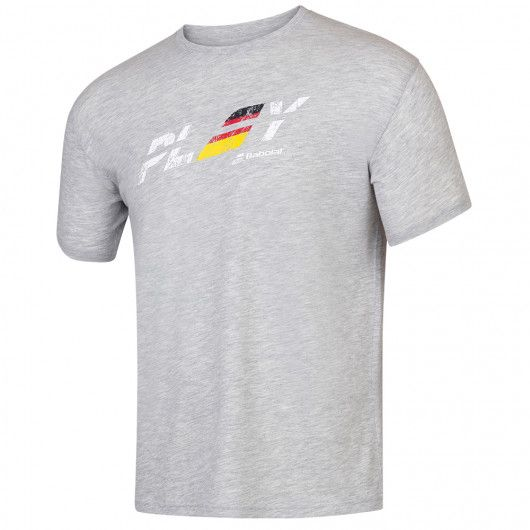 Футболка для тенниса мужская Babolat EXERCISE COUNTRY TEE MEN 4MS20444/3002
