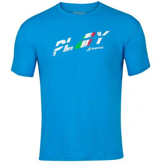 Футболка для тенниса мужская Babolat EXERCISE COUNTRY TEE MEN 4MS20444/4052