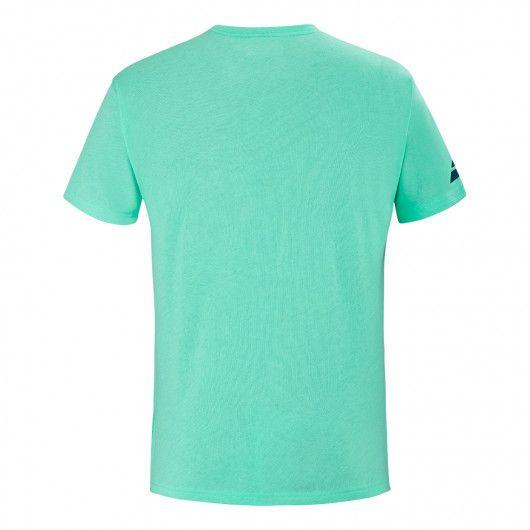 Футболка для тенниса мужская Babolat EXERCISE BIG FLAG TEE MEN 4MS21442/8003