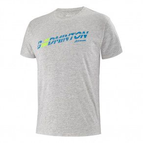 Футболка для тенниса мужская Babolat EXERCISE MESSAGE TEE MEN 4MS21445/3002