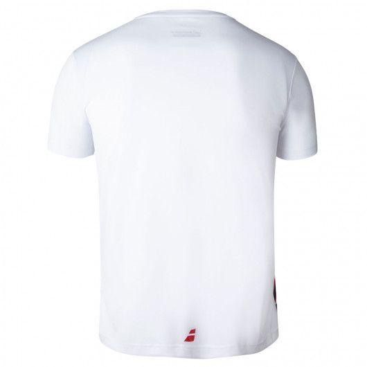 Футболка для тенниса мужская Babolat EXERCISE BIG BABOLAT TEE MEN 4MTA017/1000