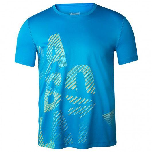 Футболка для тенниса мужская Babolat EXERCISE BIG BABOLAT TEE MEN 4MTA017/4049