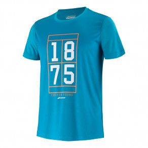 Футболка для тенниса мужская Babolat EXERCISE GRAPHIC TEE MEN 4MTB017/4080