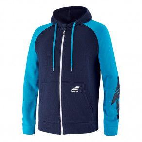 Худи мужская Babolat DRIVE HOOD JACKET MEN 4US21121X/4086