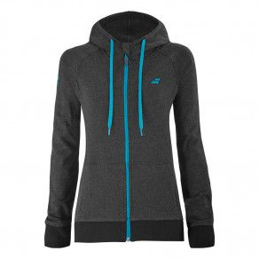 Худи женская Babolat EXERCISE HOOD JACKET WOMEN 4WP1121/2003