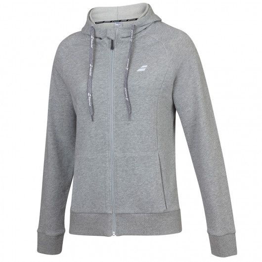 Худи женская Babolat EXERCISE HOOD JACKET WOMEN 4WP1121/3002