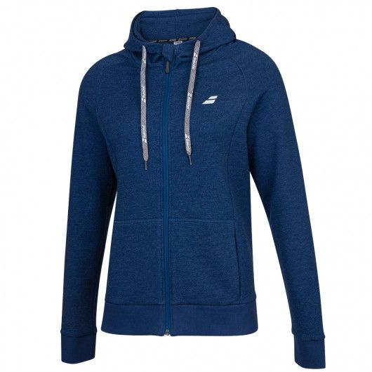 Худи женская Babolat EXERCISE HOOD JACKET WOMEN 4WP1121/4005