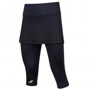 Теннисная юбка леггинсы 3/4 женская Babolat EXERCISE COMBI S+C WOMEN 4WP1152/2000O