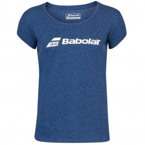 Футболка для тенниса женская Babolat EXERCISE BABOLAT TEE W 4WP1441/4005O