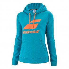 Худи женская Babolat EXERCISE HOOD SWEAT WOMEN 4WTB041/4080
