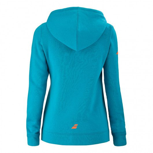 Худи женская Babolat EXERCISE HOOD SWEAT WOMEN 4WTB041/4080