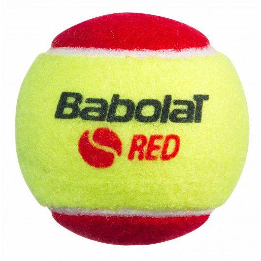 Мячи теннисные Babolat RED FELT X3 (Банка ,3 штуки) 501036/113