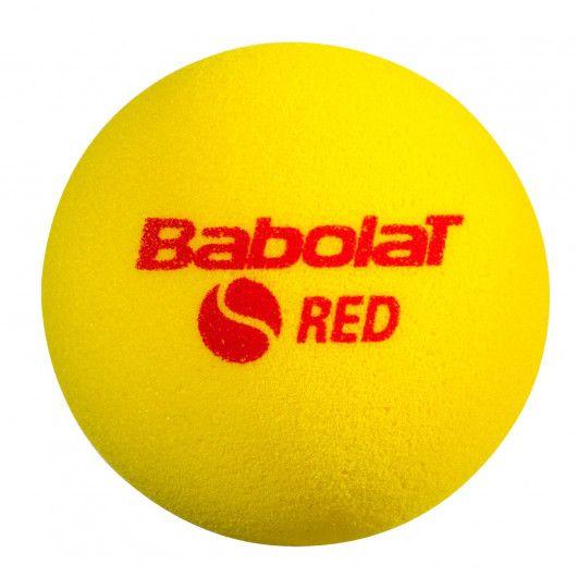 Мячи теннисные Babolat RED FOAM X3 (Банка ,3 штуки) 501037/113(501037/113)