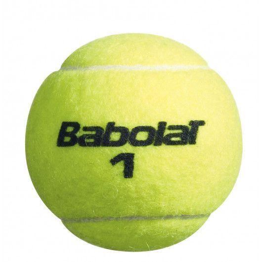 Мячи теннисные Babolat CHAMPIONSHIP X3 (Банка ,3 штуки) 501039/113