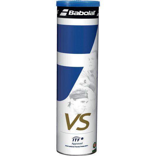Мячи теннисные Babolat VS N2 X4 (Банка ,4) 502038/113