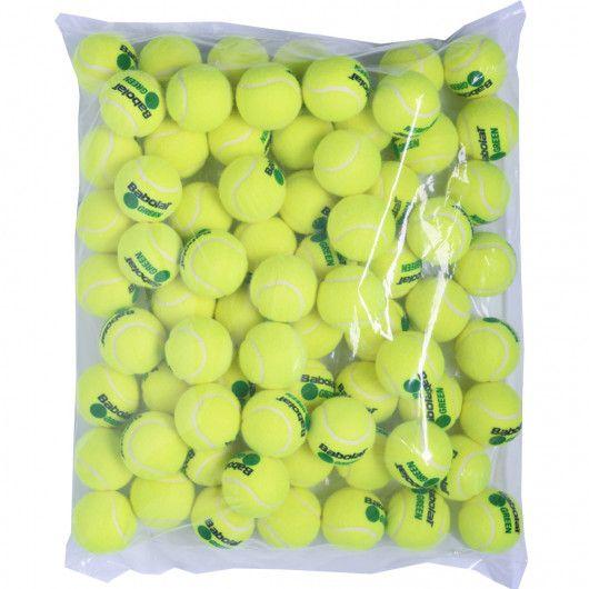 Мячи теннисные Babolat GREEN BAG X72 (Упаковка,72) 512005/113