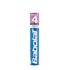 Воланы Babolat FEATHER SHUTTLE BABOLAT 4 (Упаковка,12 штук) 551020/101