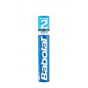 Воланы Babolat FEATHER SHUTTLE BABOLAT 2 (Упаковка,12 штук) 551022/101