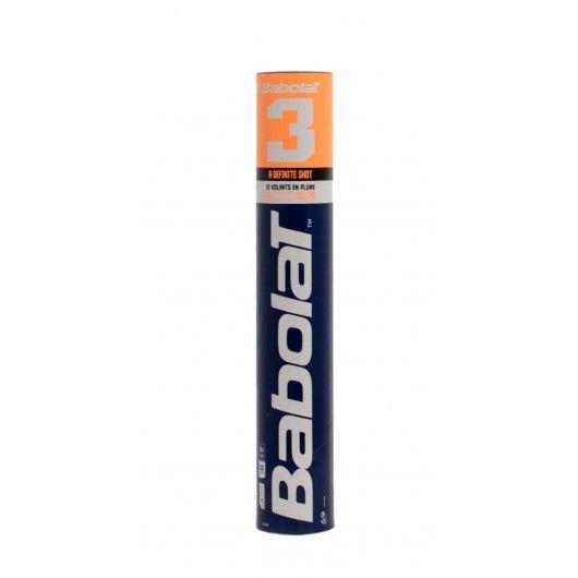 Воланы Babolat GOOSE FEATHER BABOLAT 3 (Упаковка,12 штук) 551026/101