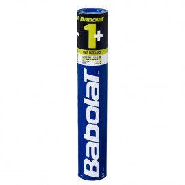 Воланы Babolat FEATHER SHUTTLE BABOLAT 1+ (Упаковка,12 штук) 551027/10...