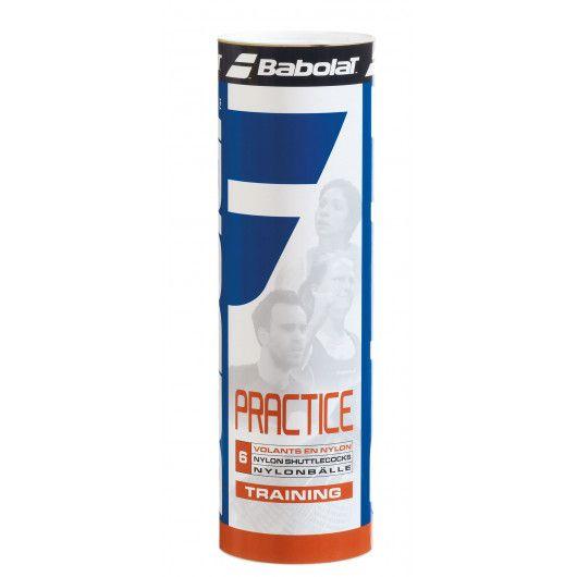 Воланы Babolat NYLON SHUTTLE PRACTICE (Упаковка,6 штук) 562005/113