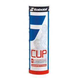 Воланы Babolat NYLON SHUTTLE CUP (Упаковка,6 штук) 5620...