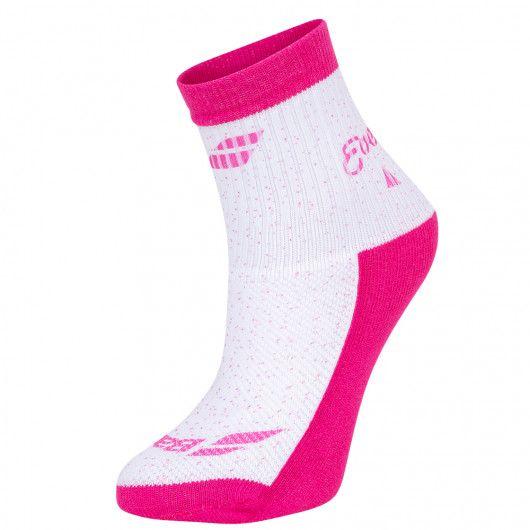 Носки спортивные детские Babolat GRAPHIC SOCKS GIRLS (Упаковка,1 пара) 5GA1451/5036