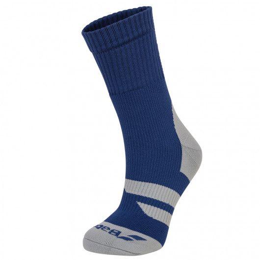 Носки спортивные Babolat TEAM BIG LOGO MEN (Упаковка,1 пара) 5MA1342/4020