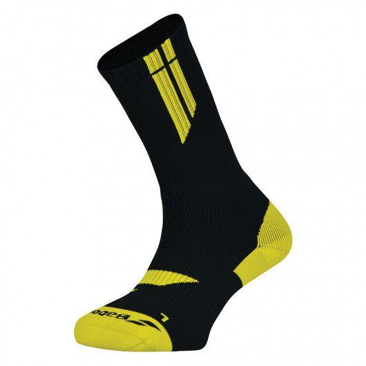 Носки спортивные Babolat TEAM BIG LOGO (Упаковка,1 пара) 5MS18342/2006